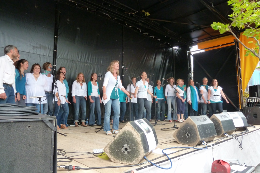 Acapellabella at Kinsale Arts Week 2011