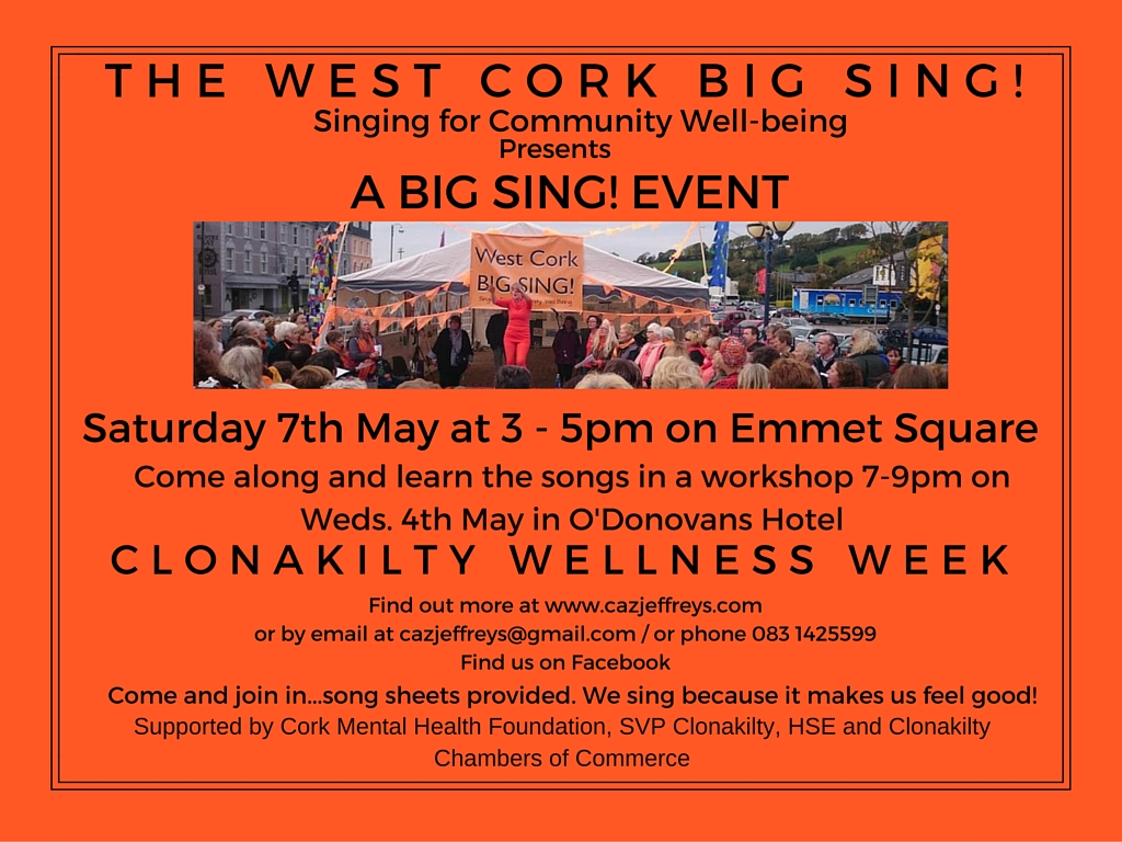 The West Cork BIG SING!
