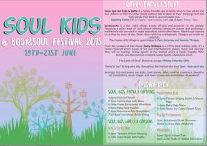 Kids Programme 1