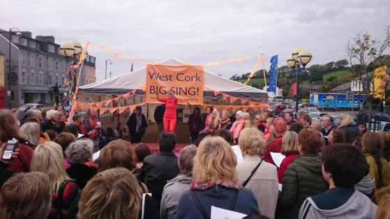 Bantry Square on World Mental Health Day