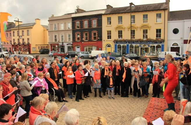 Bantry Big Sing Photographer Kevin Lynch
