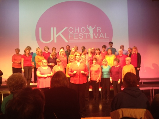 Colour choir