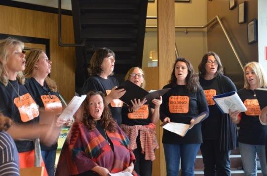 WCBS choir in NS 2