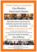Singing Workshop CMD Barcelona(2)