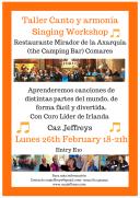 Singing Workshop, Comares(1)