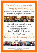 Singing Workshop, Comares(1)